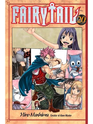 cover image of Fairy Tail, Volume 20